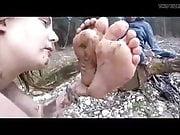 netoyage de pied