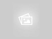 Black Granny BBW caught walking